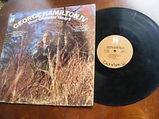 George Hamilton IV Your Cheatin Heart Record