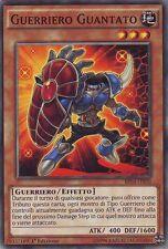 Guerriero Guantato - Gauntlet Warrior YU-GI-OH! BP03-IT070 Ita 1 Ed.