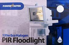 120w 400w Halogen Flood Spot Security Light With / Without PIR Sensor 150w 500w