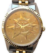 Universal Studios Islands of Adventure Men's 2-Tone Gold & Stainless Steel Watch