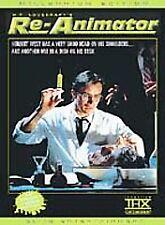 Re-Animator (DVD, 2002, 2-Disc Set, Millennium Edition) THX DTS
