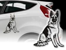 Schäferhund Aufkleber Tattoo Autoaufkleber Schäferhundaufkleber Hundeaufkleber