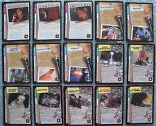 X Files CCG Premiere (1996) Rare Cards Part 4/4