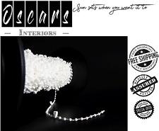 Vertical Blind Bottom Weight Chain 125mm/5inch White, Cheap, Premium, Quality