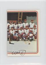 1979-80 Panini Hockey '79 Stickers #284 Team Japan (National Team) Rookie Card