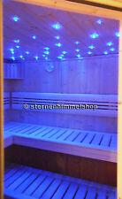 LED Sternenhimmel 1200 Lichtfaser Glasfaser  45W, 13 Farben, 4/6/8 Meter wählbar
