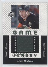 2004-05 Upper Deck 1997 Game Jersey #97-MM Mike Modano Dallas Stars Hockey Card