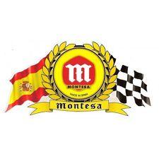 Sticker MONTESA flags°