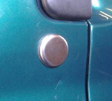 CITROEN Saxo VTS, 16V, VTR, Furio, costa oeste, deseo de acero inoxidable cubierta de cerradura de puerta