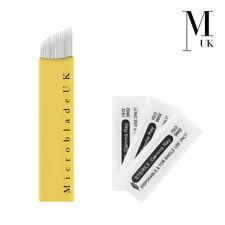 Microblades - Premium Blades Microblading Needles - Flex Fine Micro 0.20 - UK