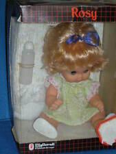 MIGLIORATI ROSY Bambola Brava & BELLA doll