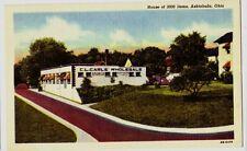 Old ASHTABULA Ohio Postcard C.L. CARLE WHOLESALE House of 3000 Items! County