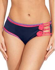 Antalia 'Nyla' Crochet Retro Bikini Brief - Various Sizes Available (14342)