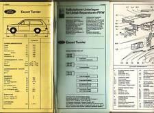 Ford Escort Turnier Ersatzteile Preise Reparatur Teile