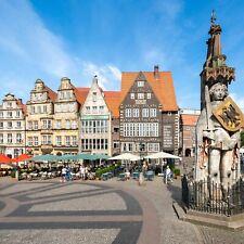 4T Städtetrip Bremen für 2 | 3* Hotel Angebot günstig | Reise Deal Bremerhaven