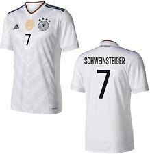 Trikot Adidas DFB 2017 Home Confed Cup - Schweinsteiger [128-3XL] Deutschland