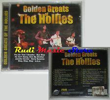 CD THE HOLLIES Golden greats of SIGILLATO UNIVERSE 3718 NO lp mc dvd vhs