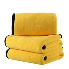 Bulk 800GSM Premium Plush Microfiber Towel Professional car Wash Drying Cleaning