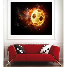 Affiche poster ballon de foot1724615