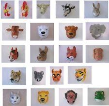 Tier Maske Tiermasken: Hase Affe Elefant versch.Modelle