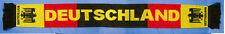 écharpe tricotée 145 cm deux couches 17 cm large Fanschal ALLEMAGNE 77617