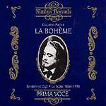 Prima Voce Puccini La Boheme Berretoni, Albanese by Beniamino Gigli CD Box Set