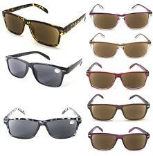 SL141 Stylish Plastic Frame Wayfarer UV400 Protect Reading Glasses/Spring Hinges