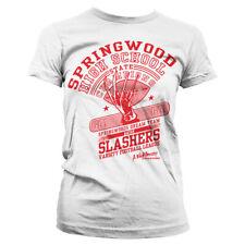 Officially Licensed The Slasher Dream Team Women's T-Shirt S-XXL Sizes