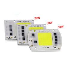 Elegant IC 20W 30W 50W RGB LED Glühbirne Kolben Chip Perle Flutlicht SMD Weiß
