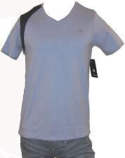 'Goldspun' Men's Designers V-NeckT-Shirts- Short Sleeves- Size: Small and Medium
