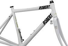 2 X Bicicletta Personalizzata Nome Adesivi Vinile Decalcomanie sciopero font Bicicletta BMX personalizzato