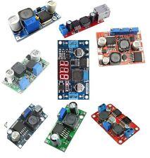 LM2596 LM2596HV LM2596HVS XL6009 Buck Step Up/ Down Power Converter Voltmeter S