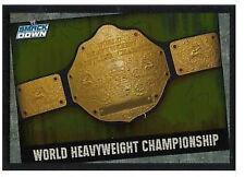 WWE SlamAttax World Heavyweight Championship Title Card