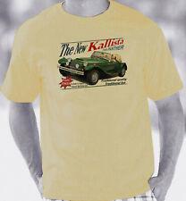 Panther Kallista Retro Brochure Style T-Shirt