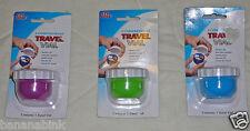 Ezy Dose Compartment Travel Vial Pill Reminder Box Case Medicine 67690