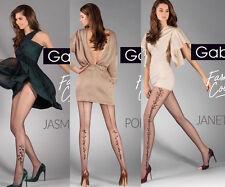 New Look, Elegante Gemusterte Damen Feinstrumpfhose 3 Motiven  -  20 DEN.