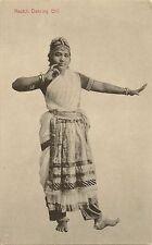 CP ASIE CEYLON COLOMBO NAUTCH DANCING GIRL