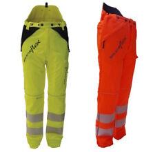 Arbortec Breatheflex Class 1 Type C Chainsaw Trousers Hi Vis Yellow / Orange