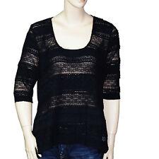 Tunique noir I CODE by IKKS femme taille L