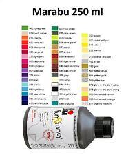 Original Marabu Windowcolor 250 ml 13 Farben Farbwahl möglich #15,96€/1l
