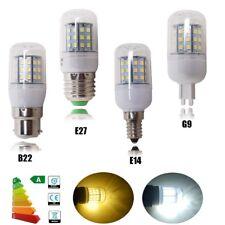 4/8/10PCS 4W SMD 2835 LED Corn Light Bulbs Spotlight Lamp Capsule E27 E14 B22 G9
