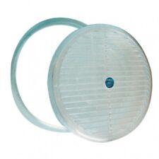 LUX221 - ø.160 - Aeratore AER da finestra con griglia e retina anti insetti