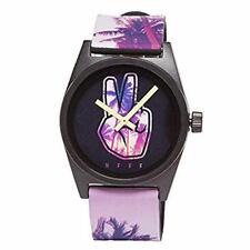 fcf125f6aa3c Neff Unisex Digital Diario Wild Japan-Automatic Resina Reloj Negro Timepiece