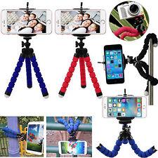 For Apple iPhone Digital Camera Selfie Rotatabl Mini Octopus Tripod Stand Holder