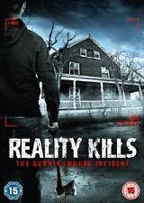 Reality Kills (DVD, 2013)