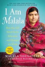 I AM MALALA - YOUSAFZAI, MALALA/ MCCORMICK, PATRICIA (CON) - NEW PAPERBACK BOOK
