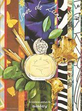 PUBLICITE Sisley Soir de Lune  nouveau Parfum 2006