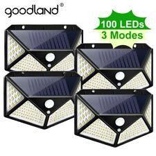 Goodland 100 LED Solar Light Outdoor Solar Lamp Powered Sunlight Waterproof PIR