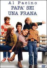 Dvd **PAPA' SEI UNA FRANA** con Al Pacino nuovo sigillato 1982