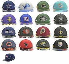 Various American Football Team NFL New Era Snapback 9FIFTY Adjustable S/M